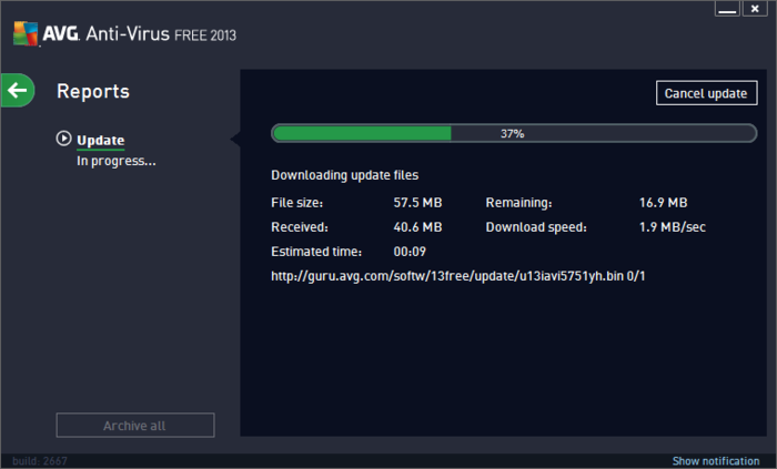 avg free updates download latest