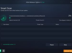 IObit Malware Fighter Free