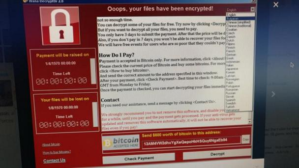 Old Windows PCs can stop WannaCry ransomware with new Microsoft patch