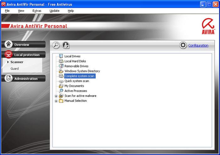 Avira Free Antivirus Free Download for Windows // Antivirus